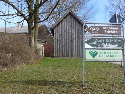 Bioenergiedorf Albertsrieth
