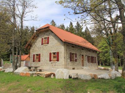 Waldhaus nach Umbau