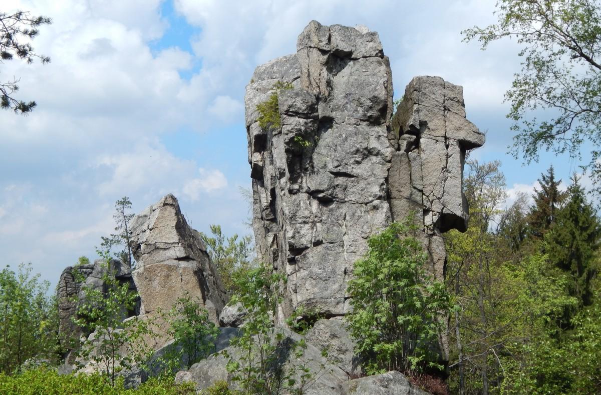 Steinwald-Allianz; 16 Gemeinden - 1 Team